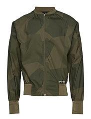 Activewear Orsa Mens Bomber Run Jacket - DECONST CAMO UTILITY