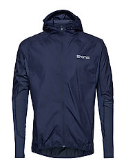 Activewear Rone Enigineered Mens Wind Jacket - NAVY BLUE