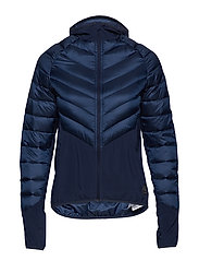 Activewear Ultra Mapped Down Womens Jacket - HARBOUR