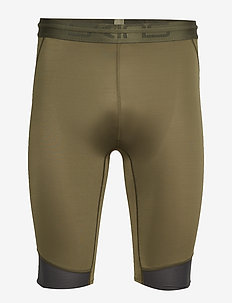 DNAmic Mens 1/2 Tights - UTILITY