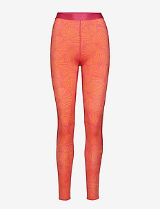 DNAmic Womens Long Tights - SUNFEATHER KOI