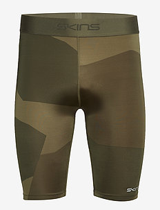 DNAmic Primary Mens 1/2 Tights - trainingsshorts - deconst camo utility