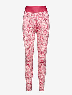 DNAmic Primary Womens 7/8 Tights Skyscraper - PETIT FLORAL PINK