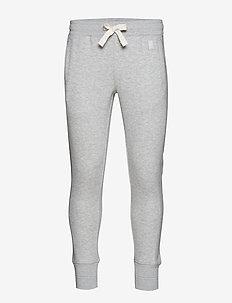 Activewear Linear Tech Fleece Mens Pants - SILVER MARLE