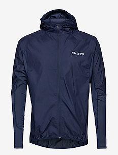 Activewear Rone Enigineered Mens Wind Jacket - NAVY BLUE