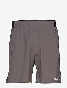 Activewear Nore Mens Shorts 5 Inch - IRON