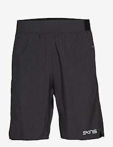 Activewear Nore Mens Shorts 8 - BLACK