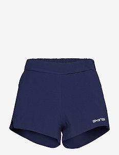 Activewear Nora Womens Run Shorts - NAVY BLUE