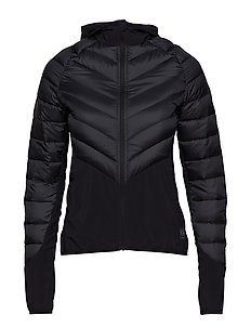 Activewear Ultra Mapped Down Womens Jacket - BLACK