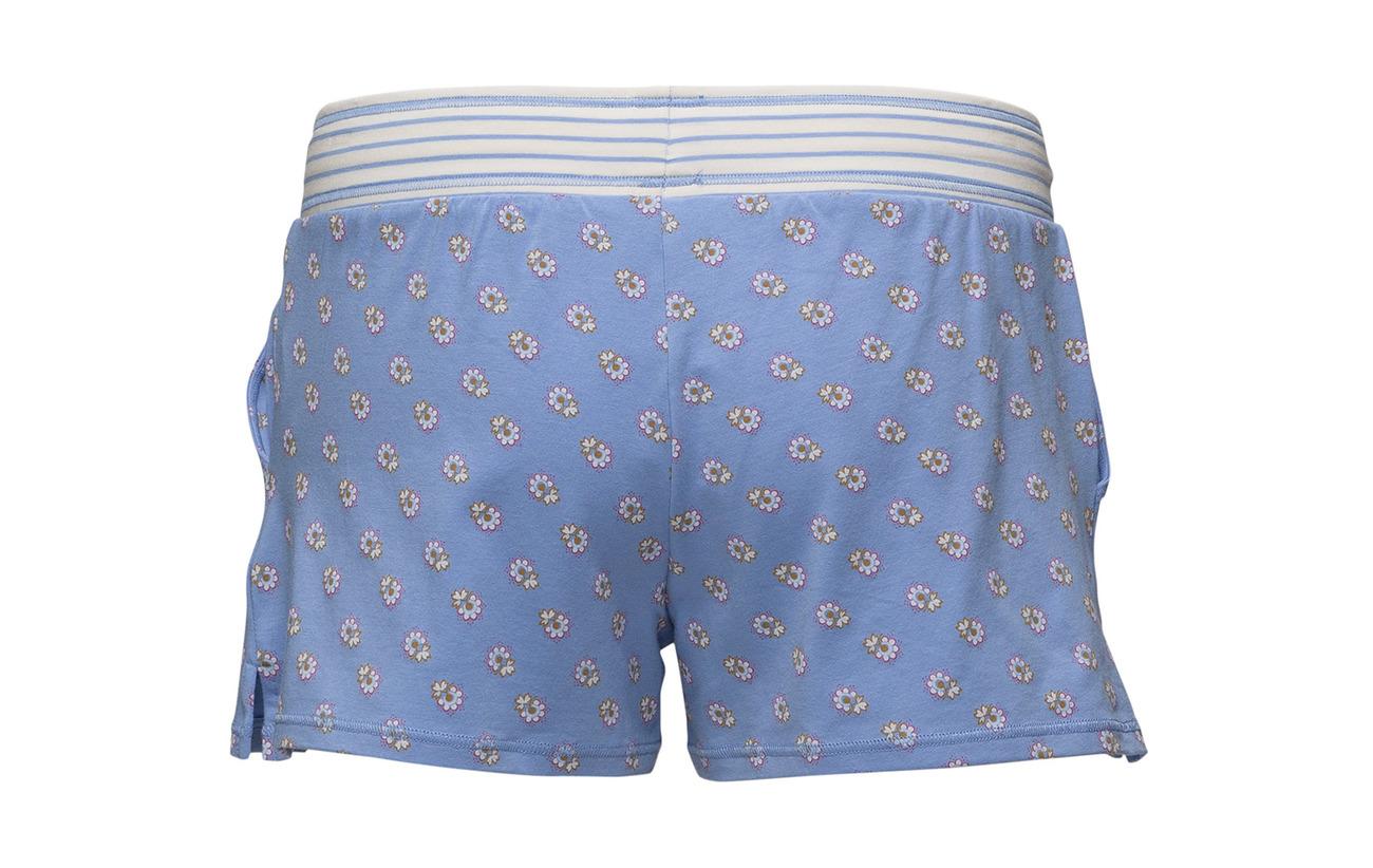 Ornament Big Skiny Coton L 95 5 Shorts Elastane Blue nnqwOUgC