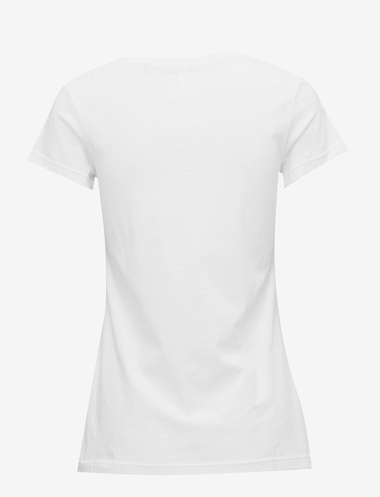 Skiny - L. shirt s/slv - Överdelar - ivory - 1