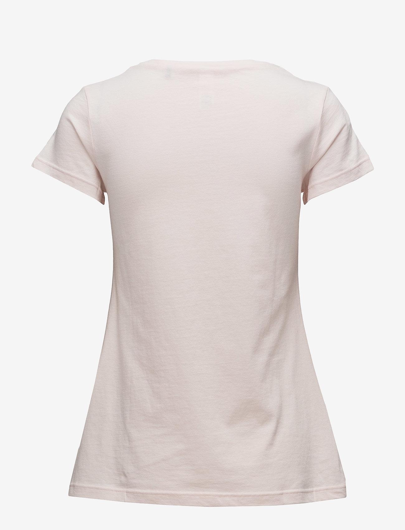 Skiny - L. shirt s/slv - overdeler - pearl blush - 1