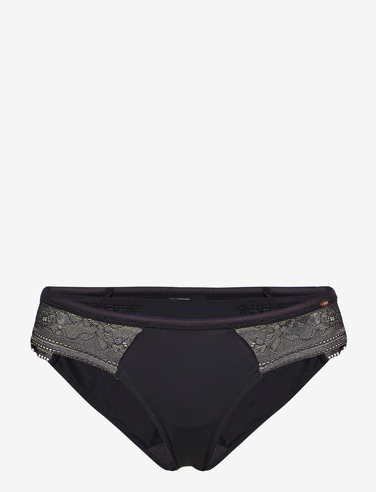 Skiny - L. bikini briefs - briefs - black - 0