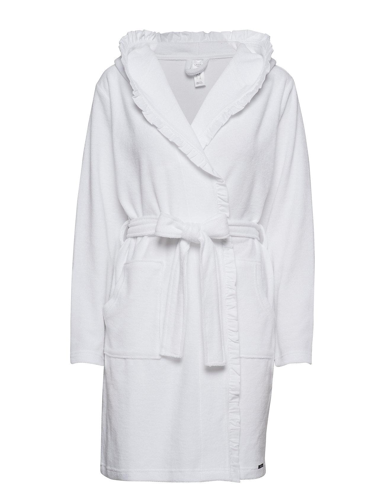 Skiny L. robe - WHITE
