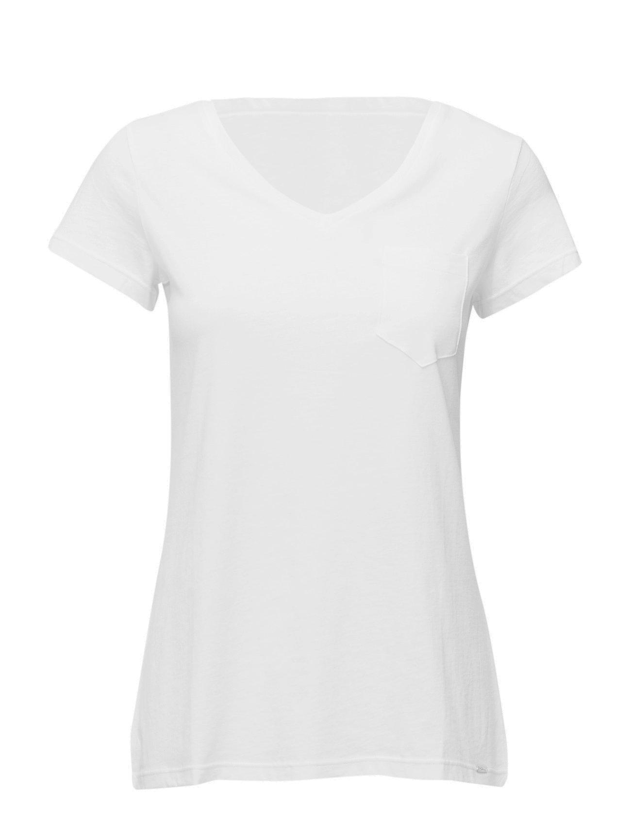 Skiny L. shirt s/slv - IVORY