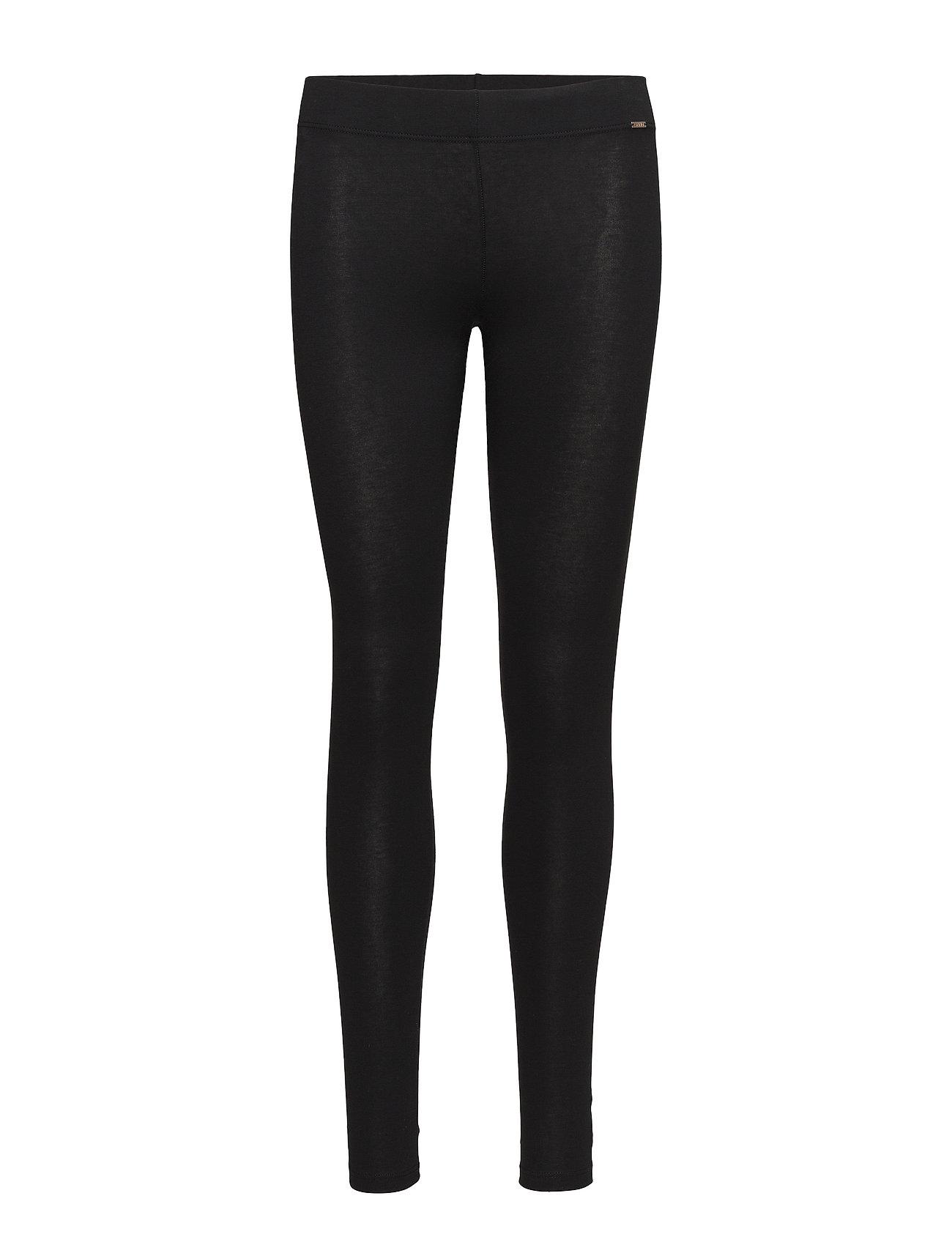 Skiny L. leggings long - BLACK