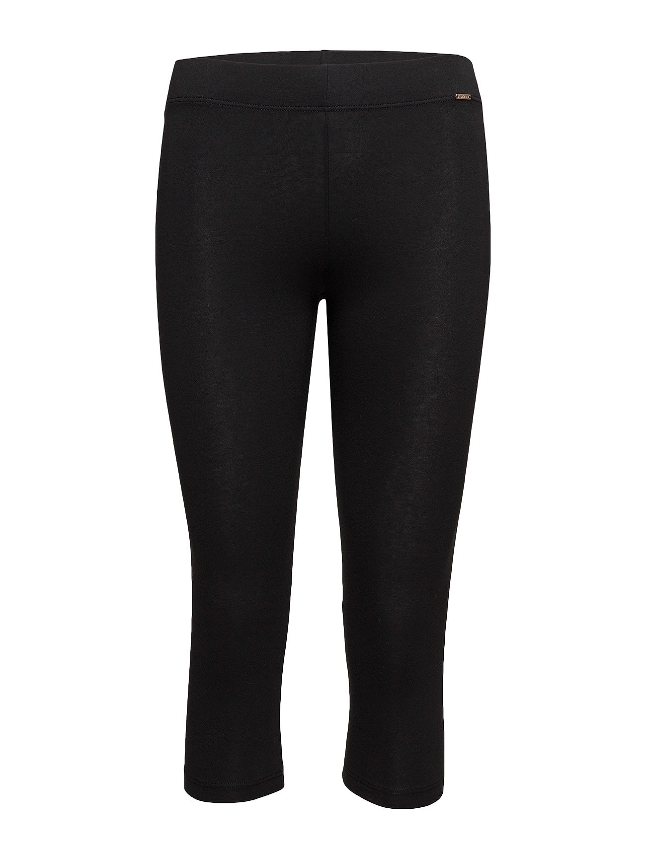 Skiny L. leggings 3/4 length - BLACK