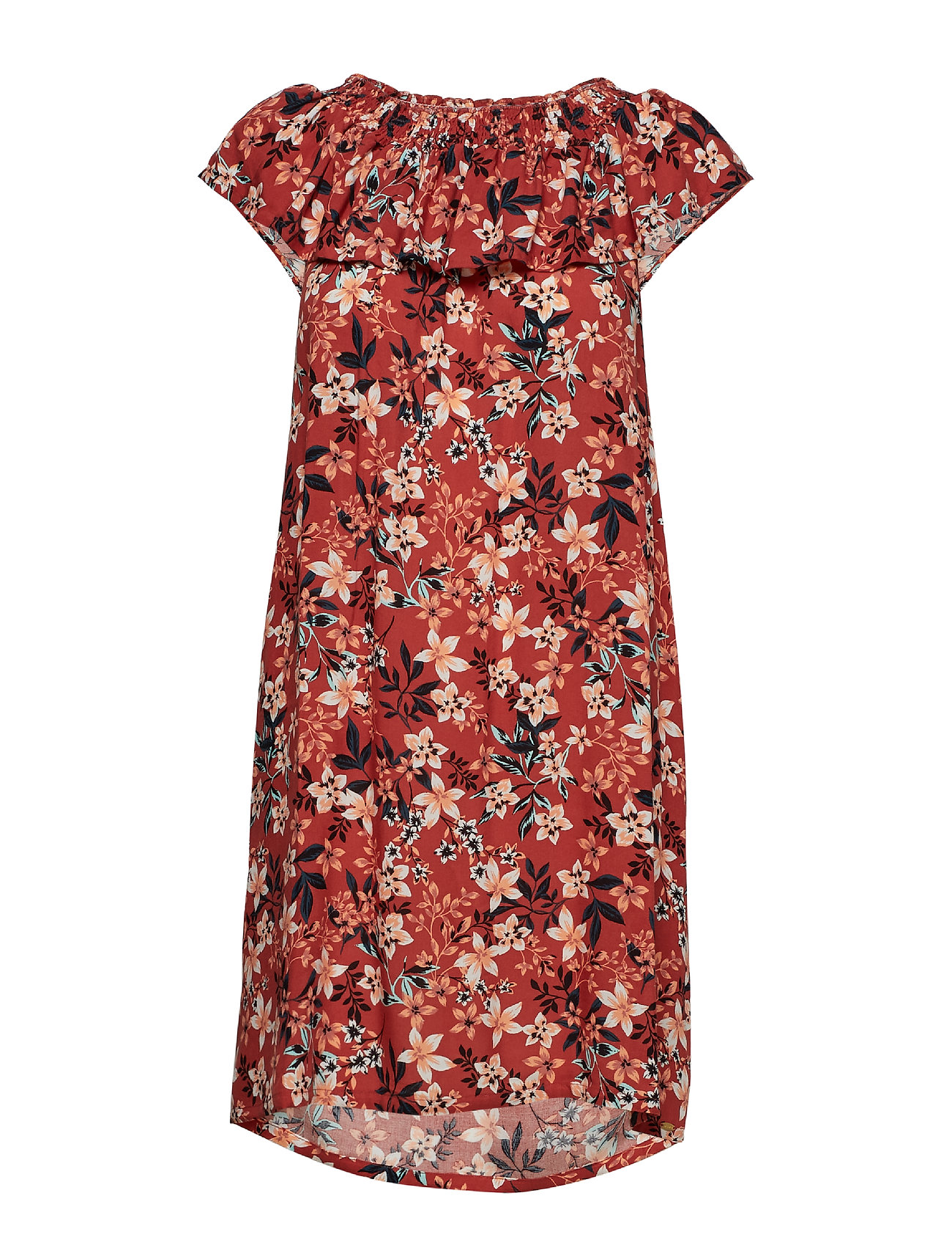 Skiny L. dress - HAWAIIAN WOODROSE
