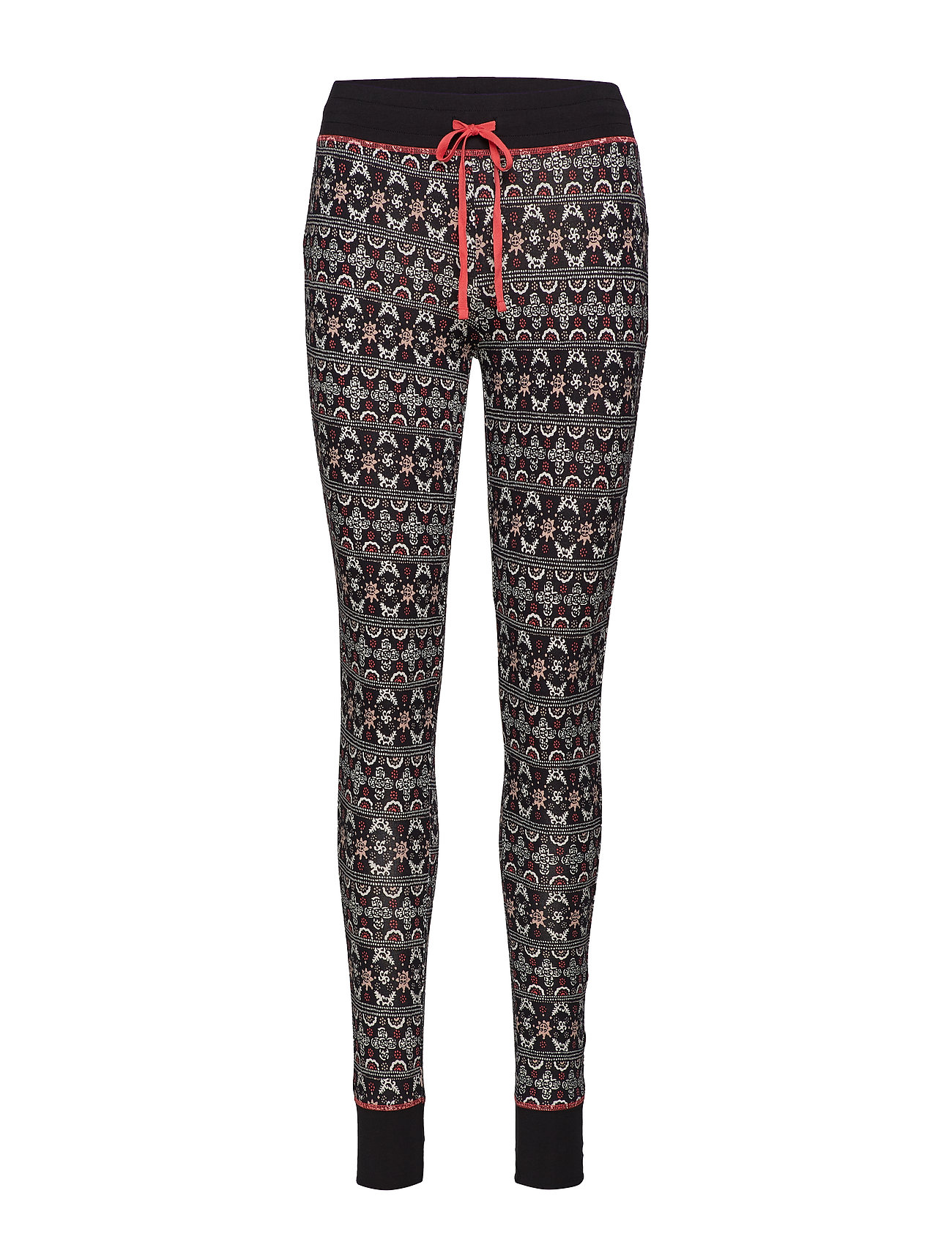 Skiny L. pyjama long - BLACK CRYSTAL