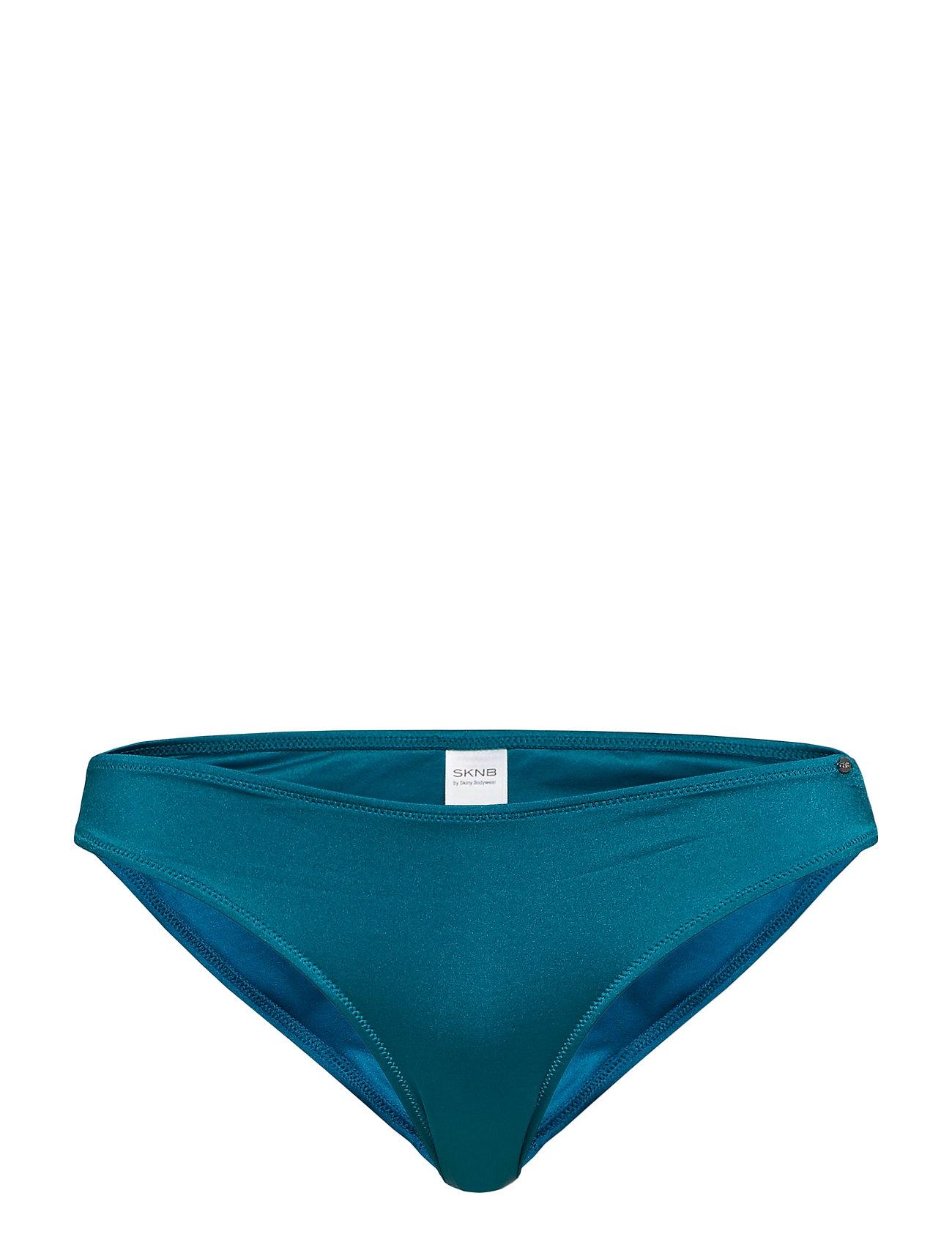 Skiny L. bikini briefs - SHINY GREEN