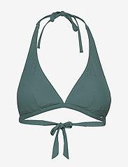 Skiny - L. triangle remov. pads - bikinitopper - pine - 0