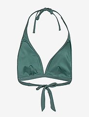 Skiny - L. triangle remov. pads - bikinitopper - pine - 1