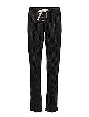 L. pants long - BLACK DOTS