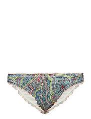 L. bikini briefs - NEON PAISLEY