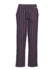 L. pant long - WILDBERRY STRIPE