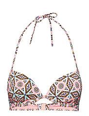 Skiny L. padded bra - ETHNIC CRYSTALS