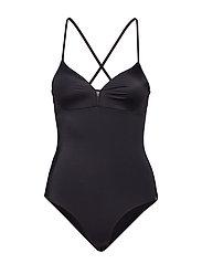 L. swimsuit - BLACK