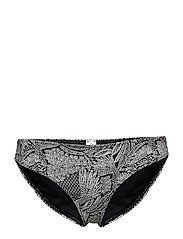 Skiny L. bikini briefs - BLACK HUMMINGBIRD