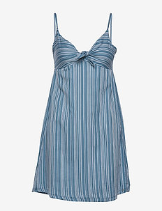 L. dress - kort kjoler - coronetblue stripe