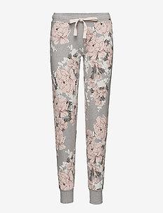 L. pants long - pyjamas - melange flower