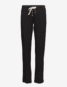 L. pants long - BLACK DOTS