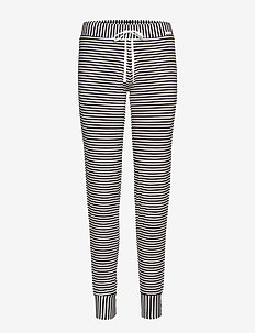 L. pant long - BLACKIVY STRIPE