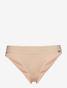 L. bikini briefs - bikiniunderdeler - apricot