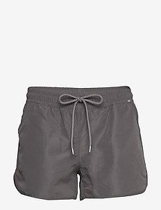 L. shorts - beachwear - pavement grey