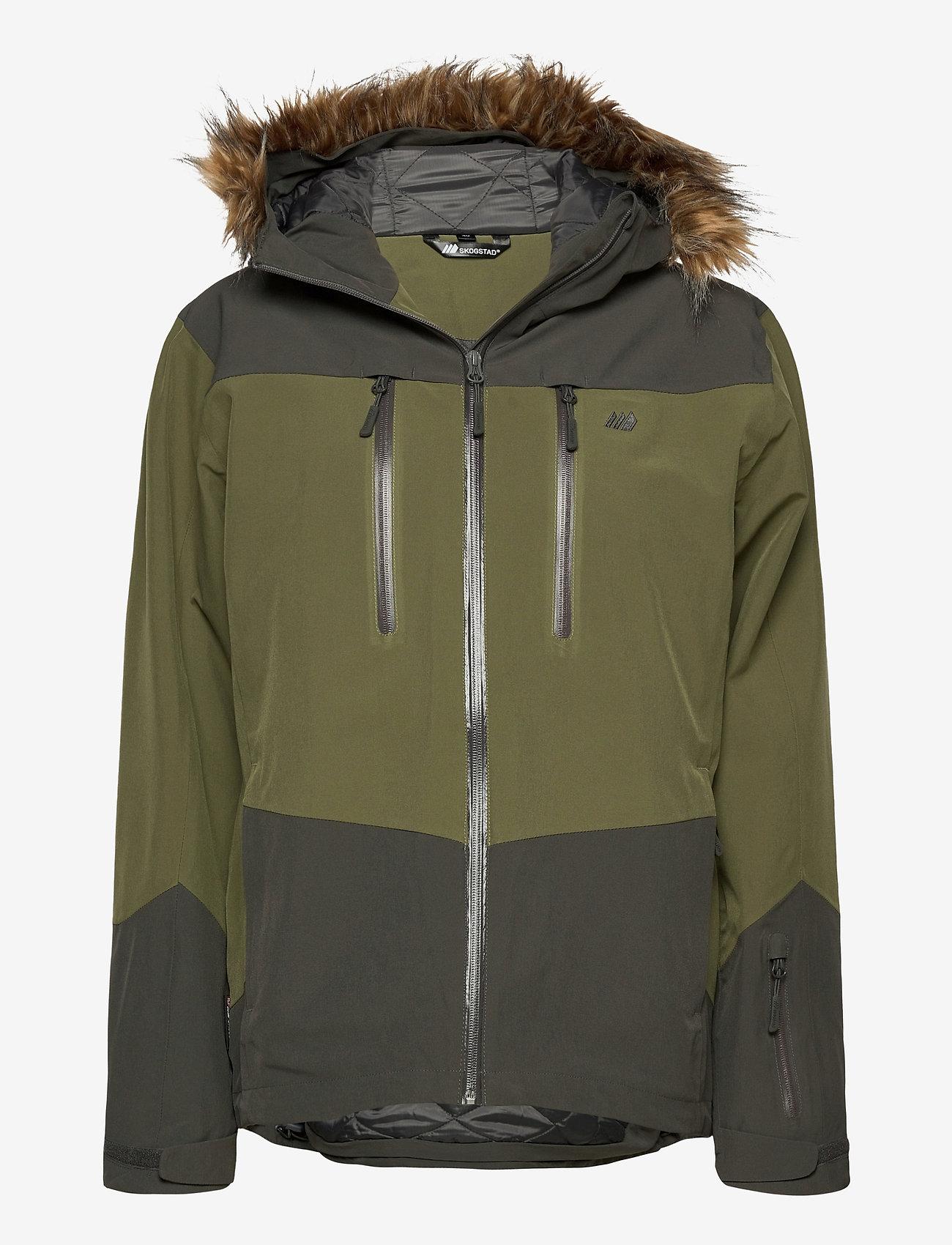 Skogstad - Keipen 2-layer technical jacket - ski jassen - four leaf - 0