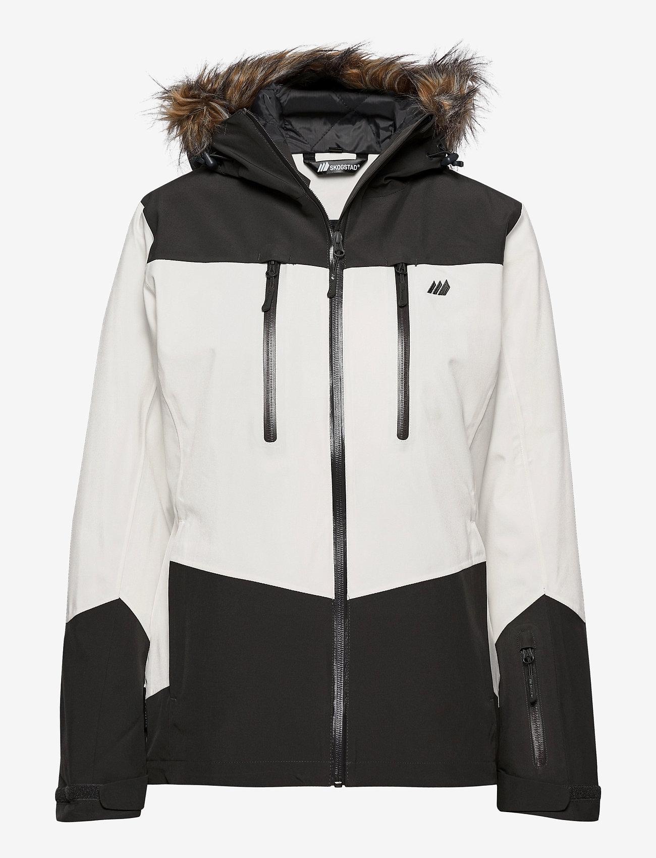 Skogstad - Keipen 2-layer technical jacket - ski jassen - vanilla ice - 0