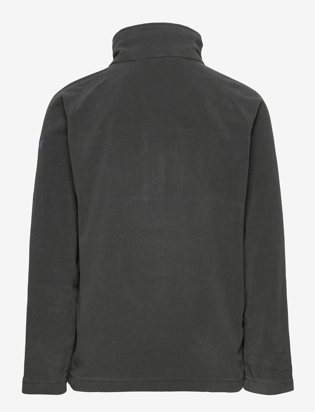 Skogstad - Bondalen Microfleece half-zip - fleecetøj - dark grey - 1
