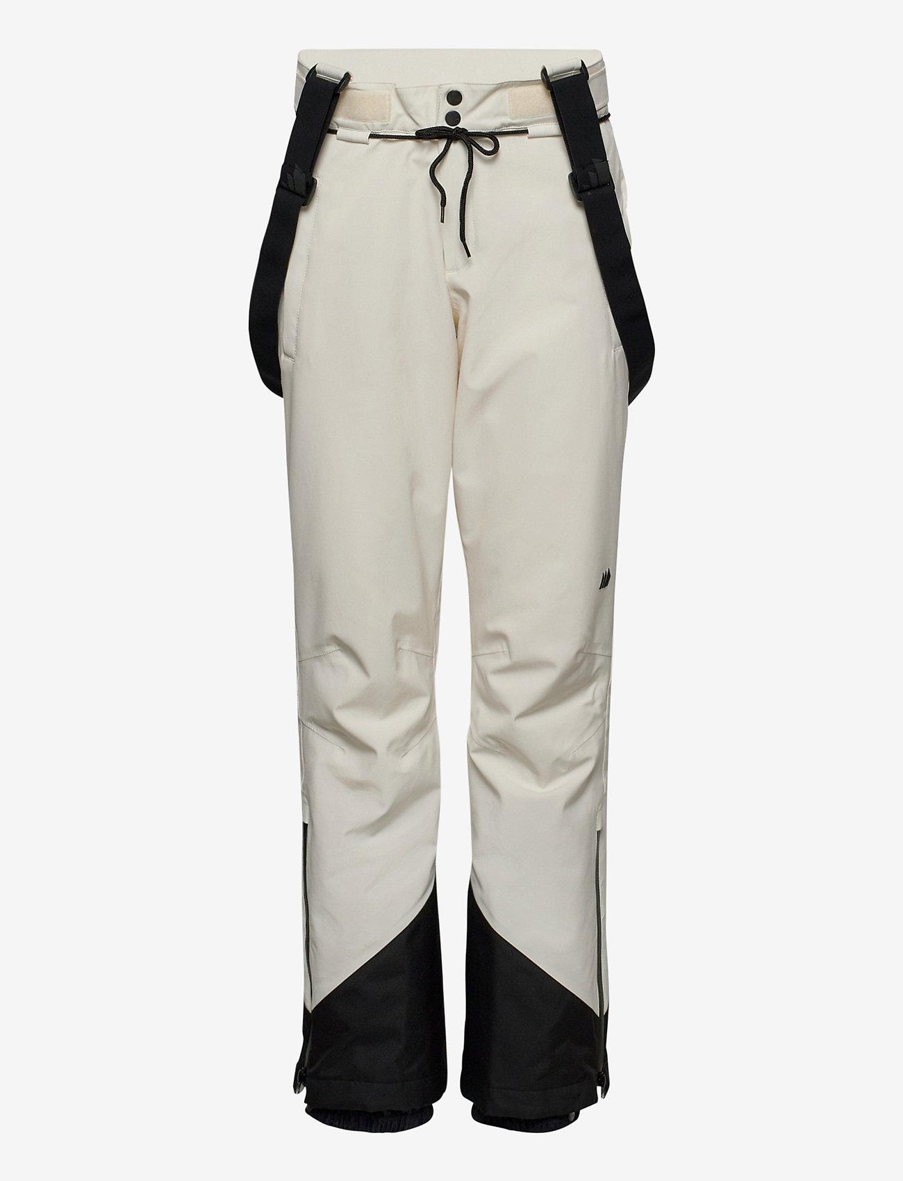 Skogstad - Lonene 2-layer technical trouser - skibroeken - vanilla ice - 0