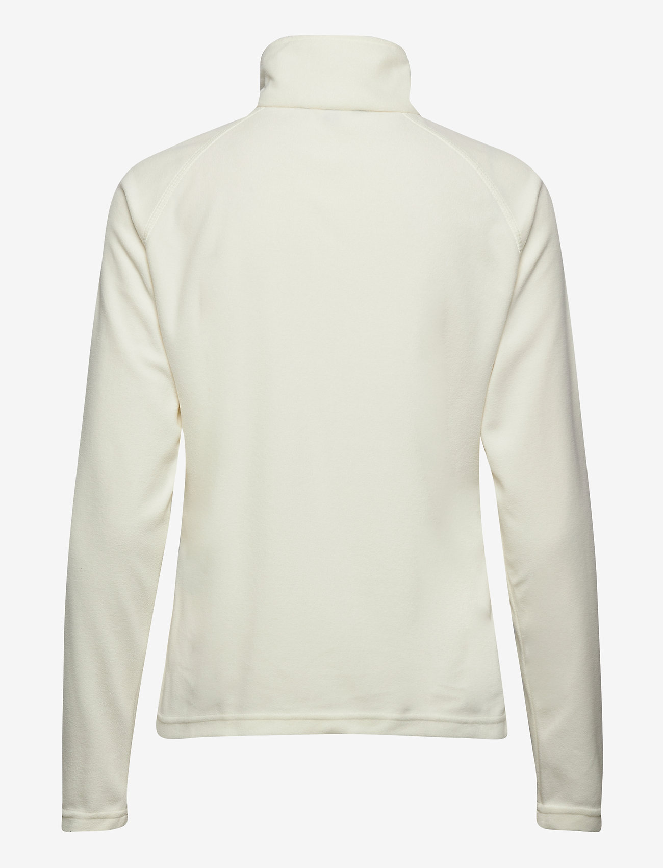 Skogstad - Hildastranda microfleece half-zip - mid layer jackets - vanilla ice - 1