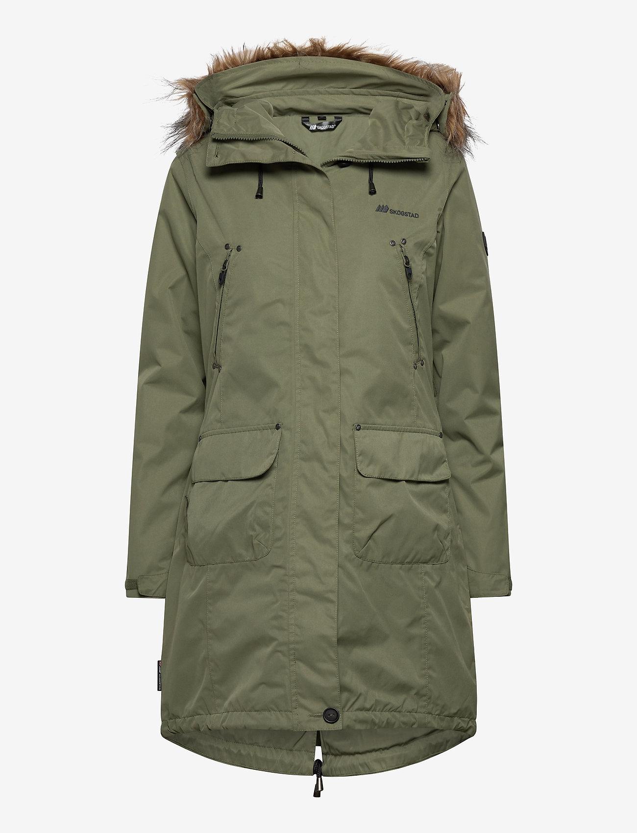 Skogstad - Sande 2-layer technical coat - wandel- en regenjassen - four leaf - 0