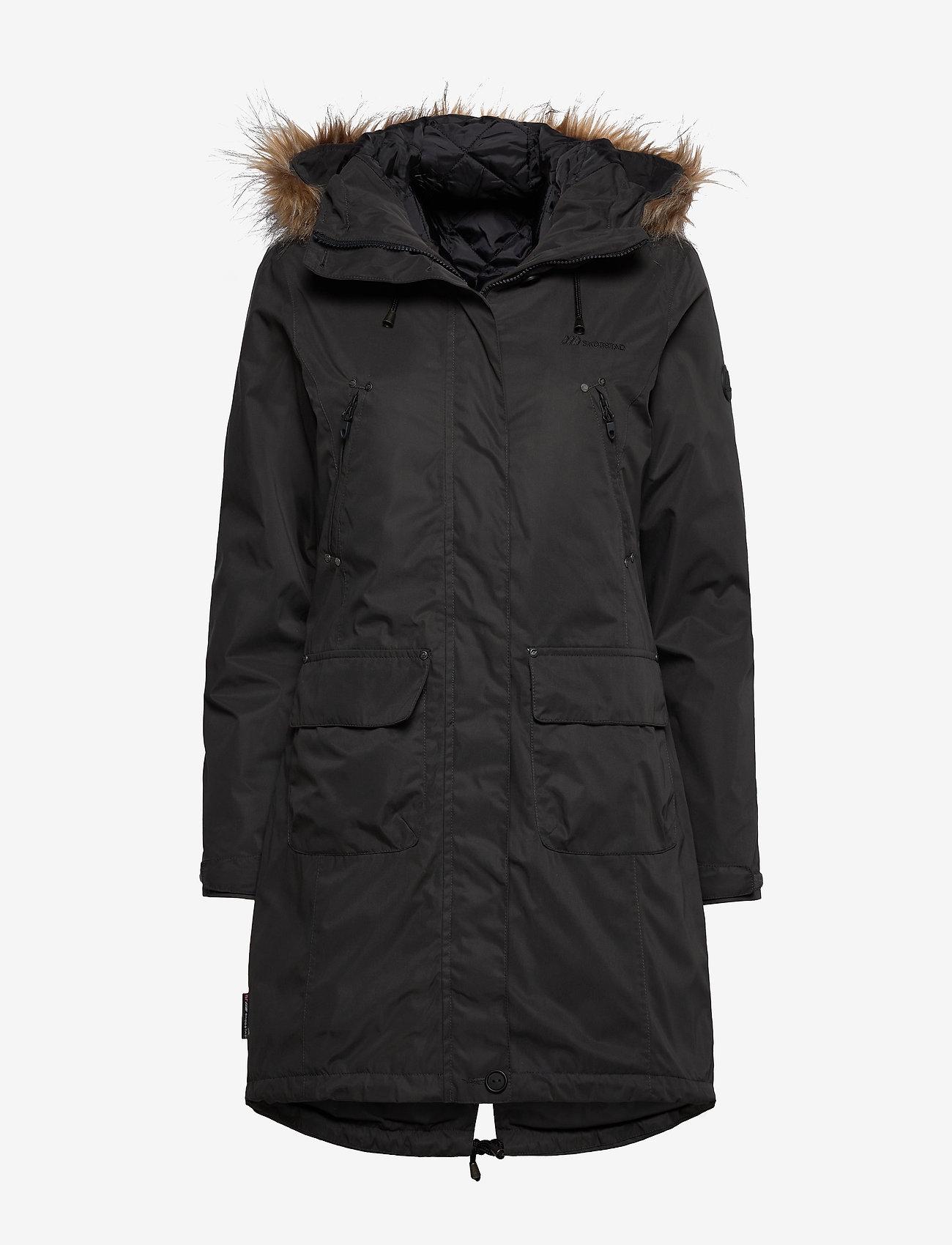 Skogstad - Sande 2-layer technical coat - wandel- en regenjassen - new antracite - 0