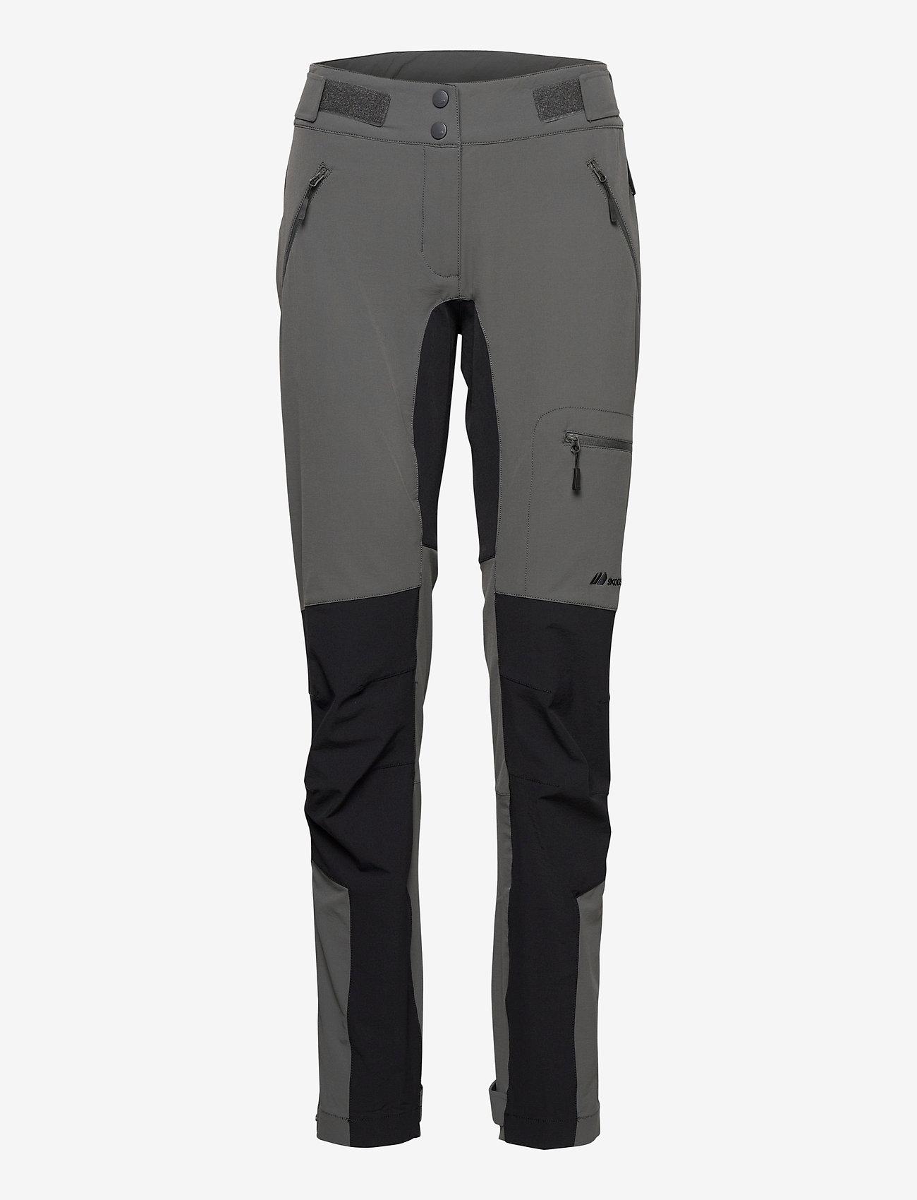 Skogstad - Ringstind hiking trouser - dark grey - 0