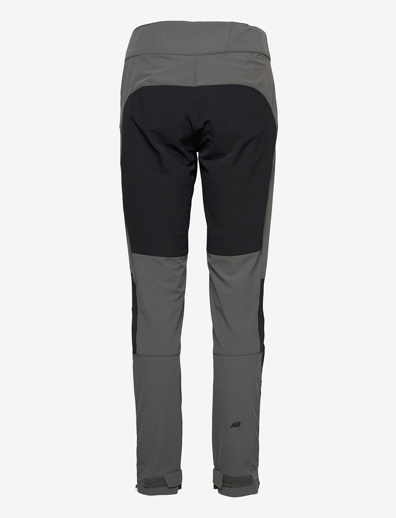 Skogstad - Ringstind hiking trouser - dark grey - 1