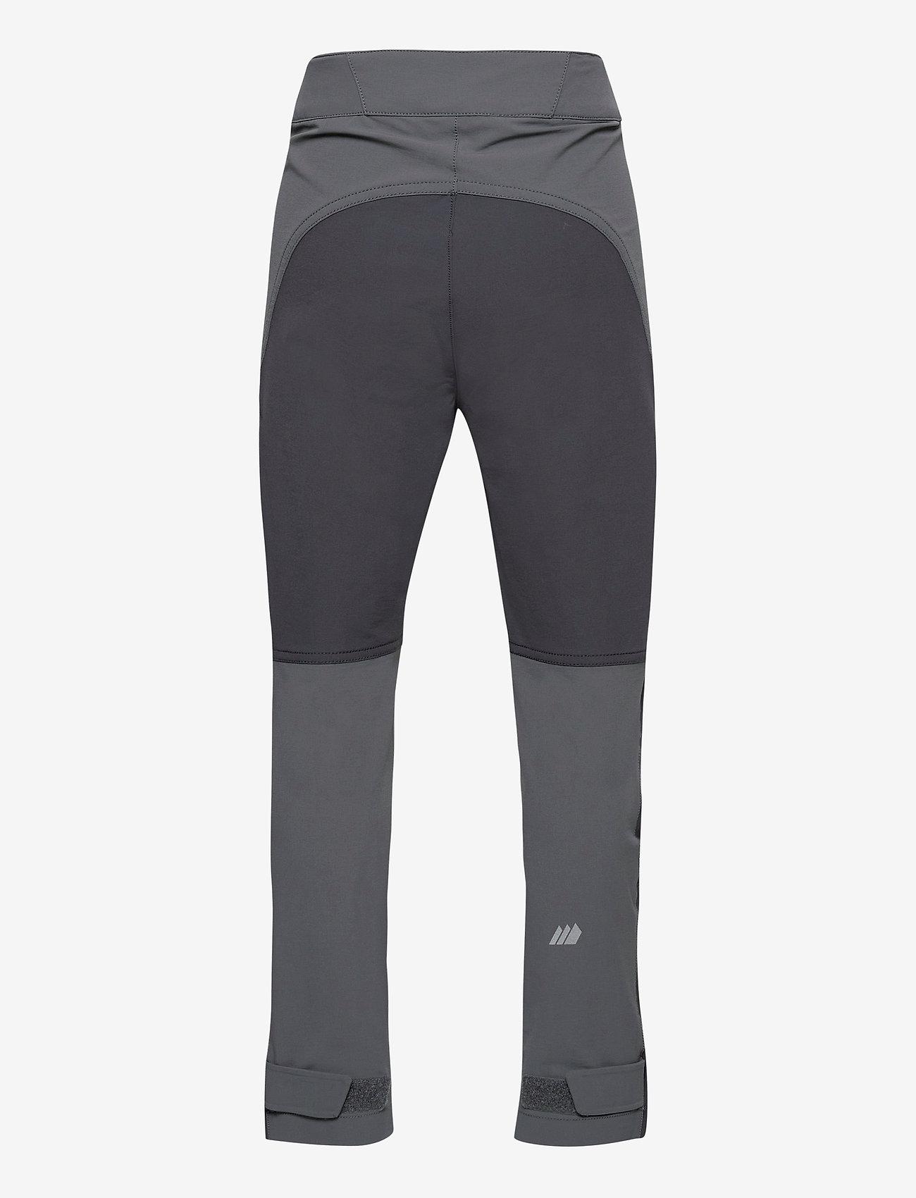 Skogstad - Tinden hiking trousers - underdele - dark grey - 1