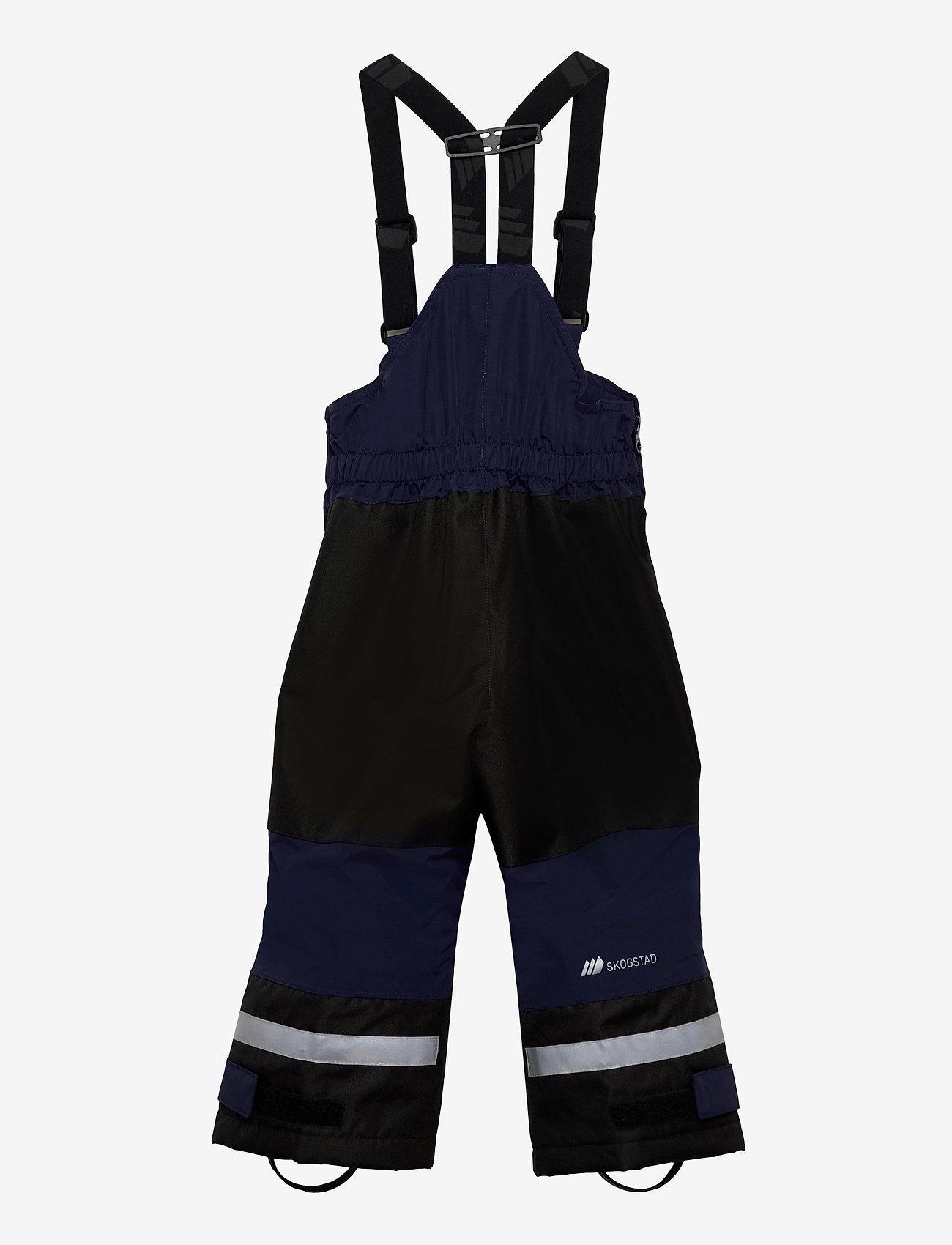 Skogstad - Rime 2-layer technical trouser - overtræksbukser - prime navy - 1