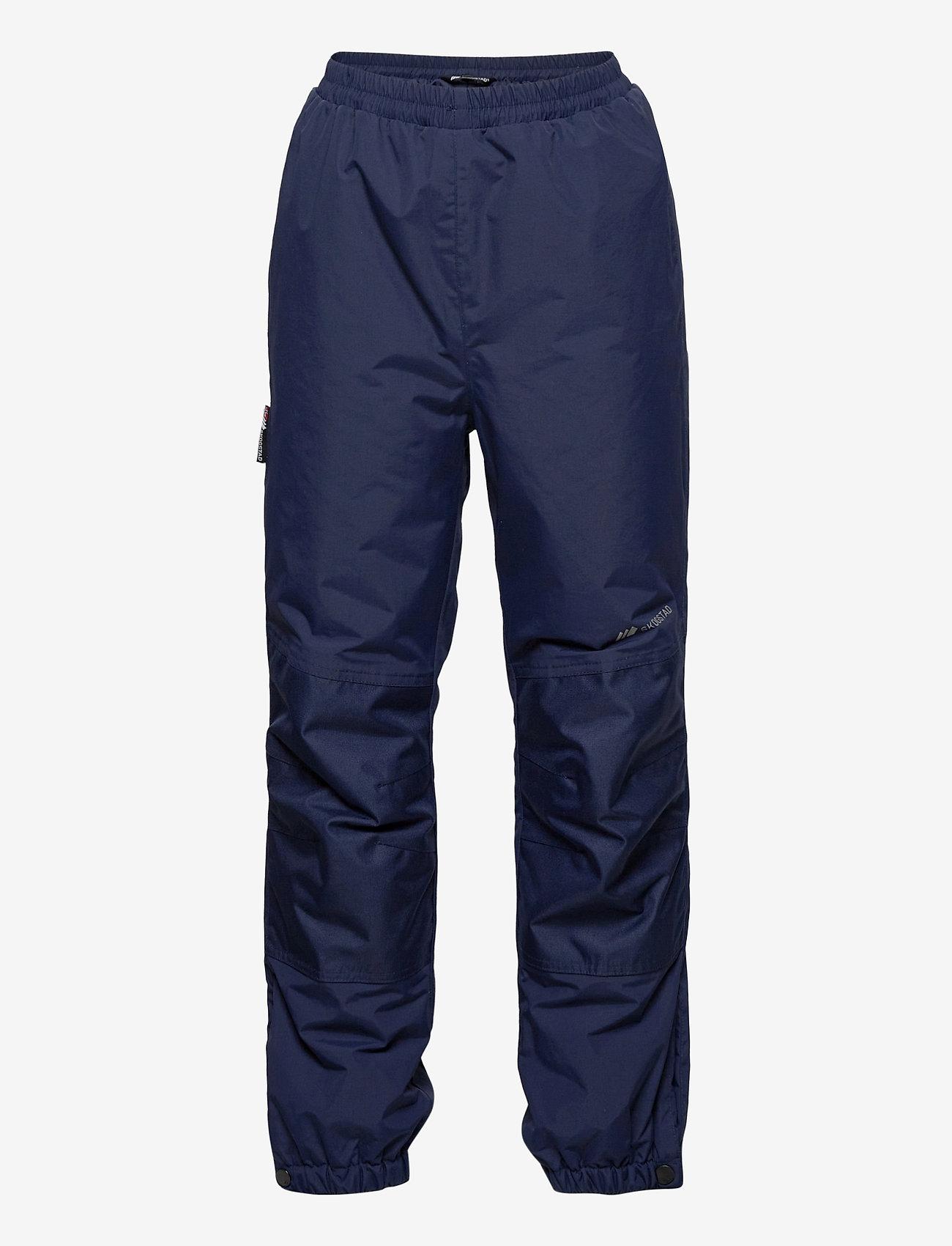 Skogstad - Pluto 2-layer tecnical trousers - overtræksbukser - prime navy - 0